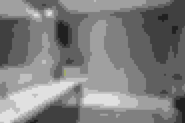 Baños de estilo  por Dröm Living