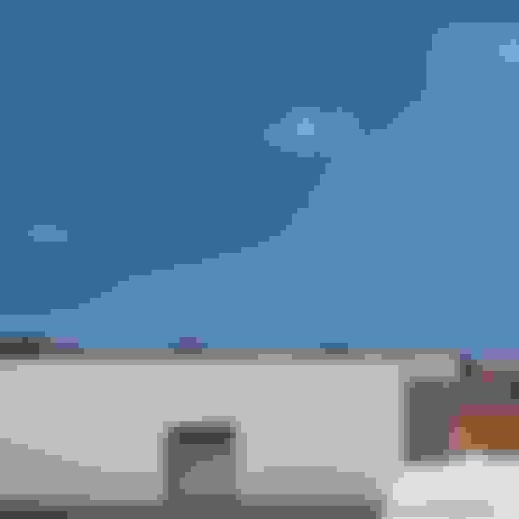 Piscina em Ovar: Piscinas  por Nelson Resende, Arquitecto
