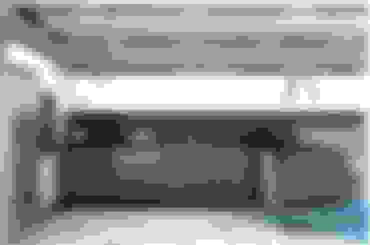 EN+SA MİMARİ TASARIM DEKORASYON MOB.İNŞ.SAN. VE TİC .LTD. ŞTİ – 3d görsel hazırlama:  tarz Mutfak