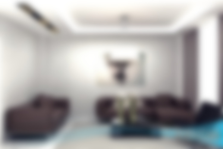 EN+SA MİMARİ TASARIM DEKORASYON MOB.İNŞ.SAN. VE TİC .LTD. ŞTİ – 3d görsel hazırlama:  tarz Oturma Odası