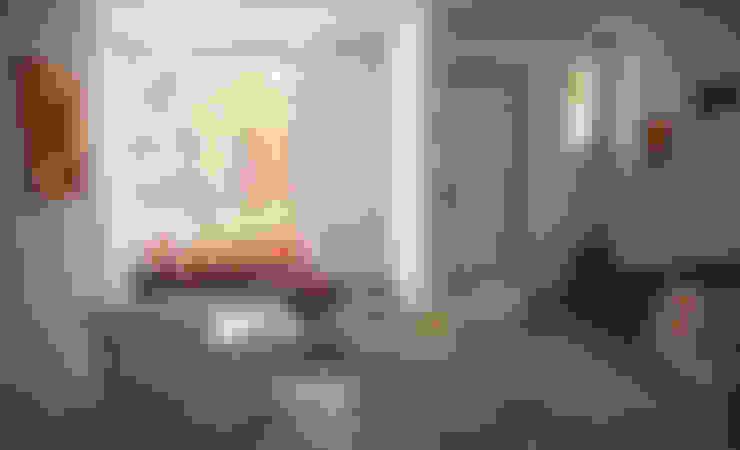 Proyecto Duplex - City Bell: Livings de estilo  por Renders SLB