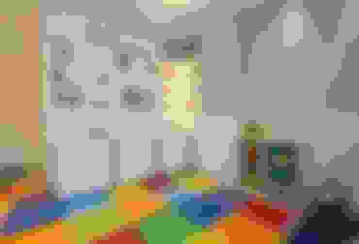 Kinderkamer door Duplex Interiores