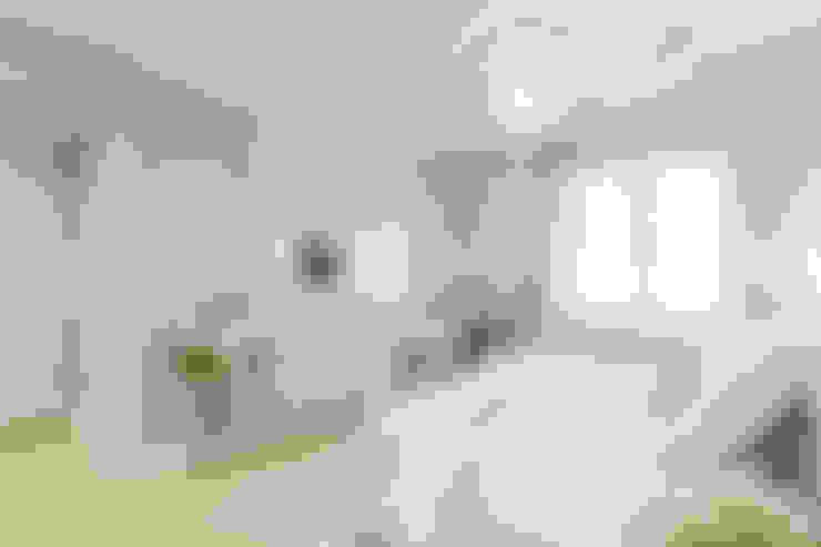 Квартира на ул. Менделеева в Уфе: Спальни в . Автор – Студия авторского дизайна ASHE Home