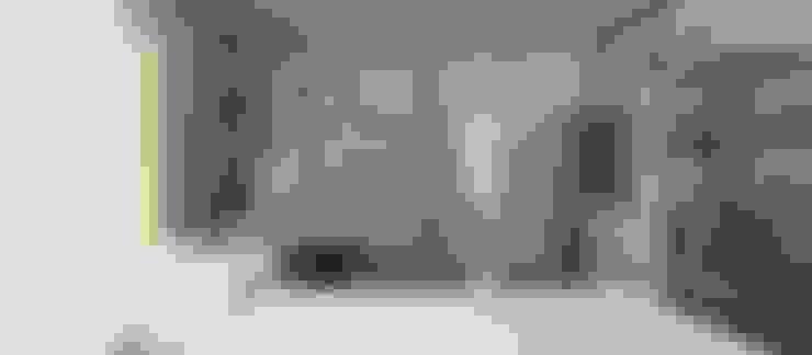 Kerim Çarmıklı İç Mimarlık – A.U.D EVİ:  tarz Çocuk Odası