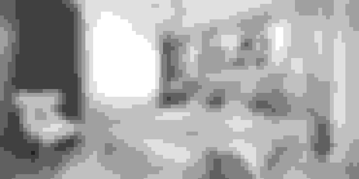 Dormitorios de estilo  por ArtCore Design