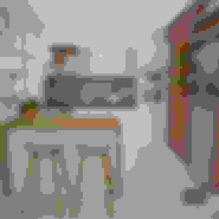 Кухни в . Автор – OES architekci