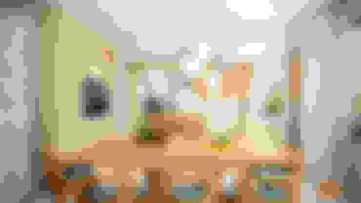 Cucina in stile  di Art-i-Chok