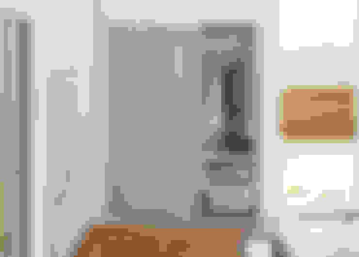 Dormitorios de estilo  por Elfa Deutschland GmbH