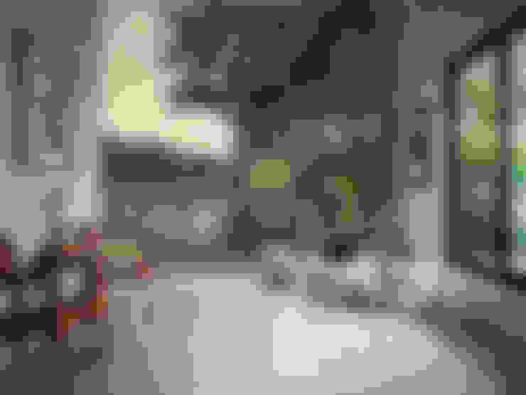 tapety od Smart Decò: styl , w kategorii Ściany i podłogi zaprojektowany przez Wzorywidze.pl