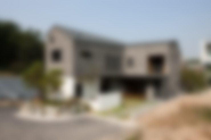 Casas  por 리슈건축