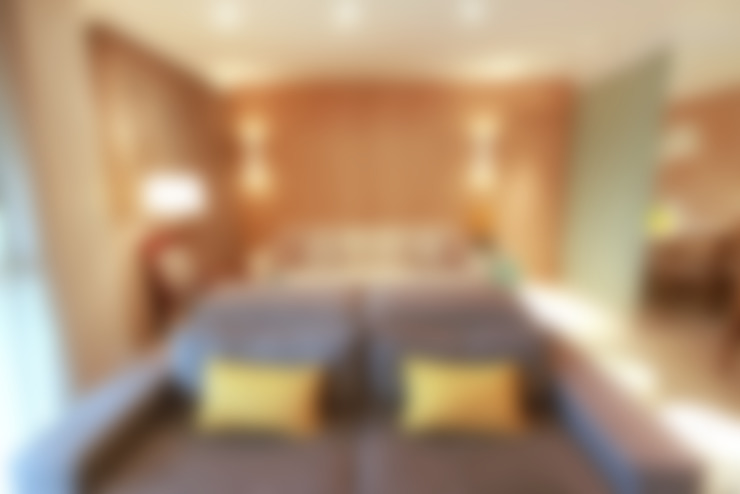 Salas / recibidores de estilo  por MeyerCortez arquitetura & design