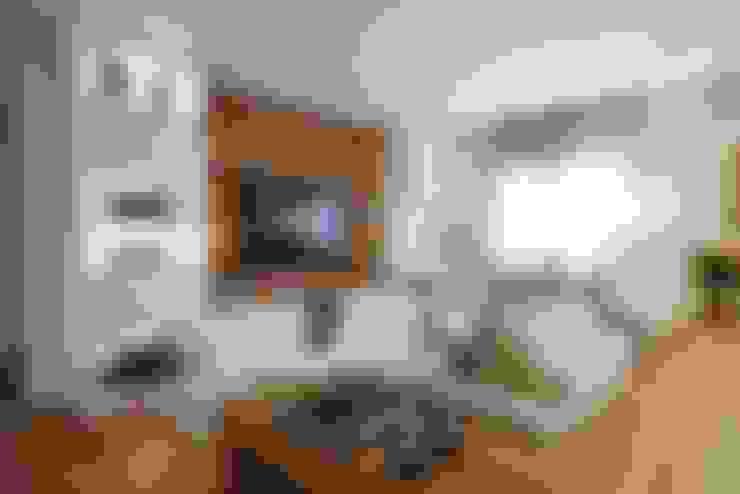 MeyerCortez arquitetura & design:  tarz Oturma Odası
