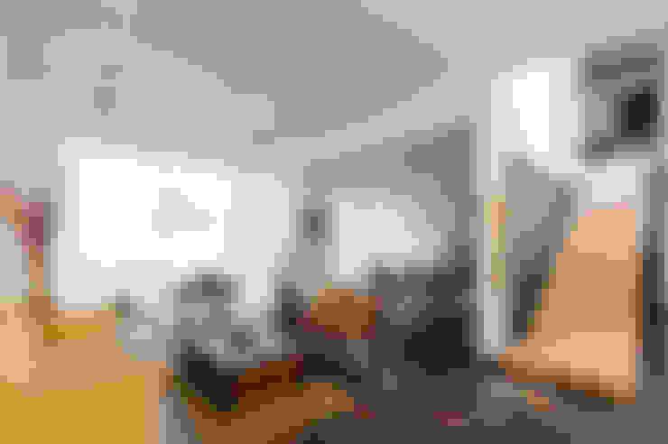 Salas de estar  por Carbone Fernandez Arquitectos