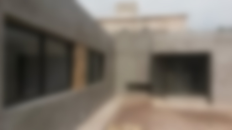 Casas de estilo  por modulo cinco arquitectura
