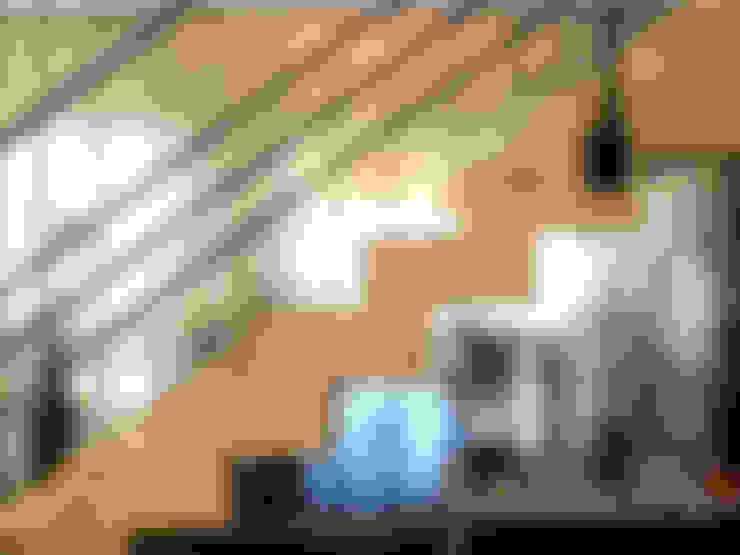 Carbone Fernandez Arquitectos:  tarz Oturma Odası