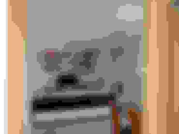 غرفة المعيشة تنفيذ Architetto Alberto Colella