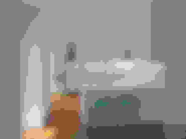 مطبخ تنفيذ Lagom studio