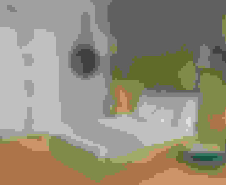 Habitaciones de estilo  por Lagom studio