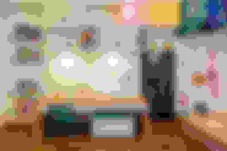 Kinderkamer door Hana Lerner Arquitetura