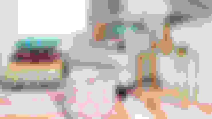 غرفة المعيشة تنفيذ Jana Mironowitz