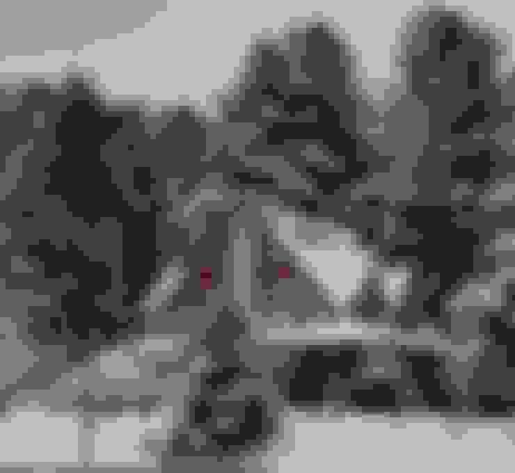 Casa in Legno: Case in stile  di Architetto Giovanni Marra Studio di Progettazione Integrata