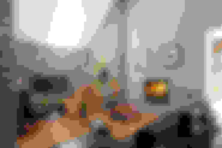 Living room by Biojaq - Comércio e Distribuição de Recuperadores de Calor Lda