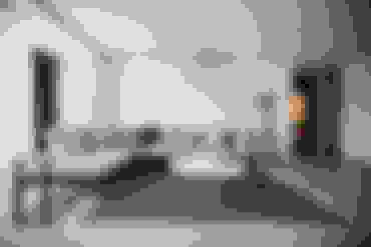Salas de estilo  por 샐러드보울 디자인 스튜디오
