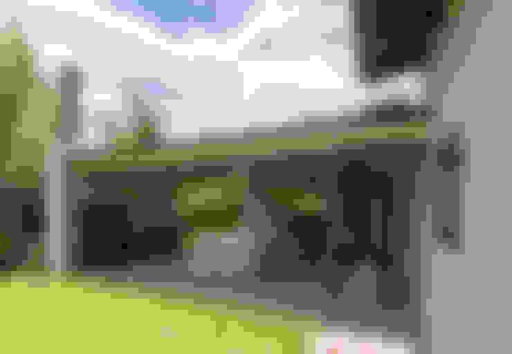 Casas de estilo  por ARRILLAGA&PAROLA
