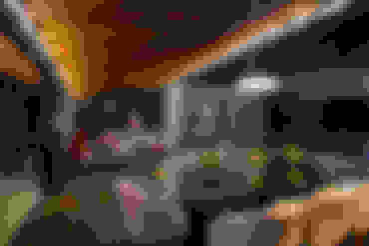 غرفة السفرة تنفيذ BURO ARQUITECTURA