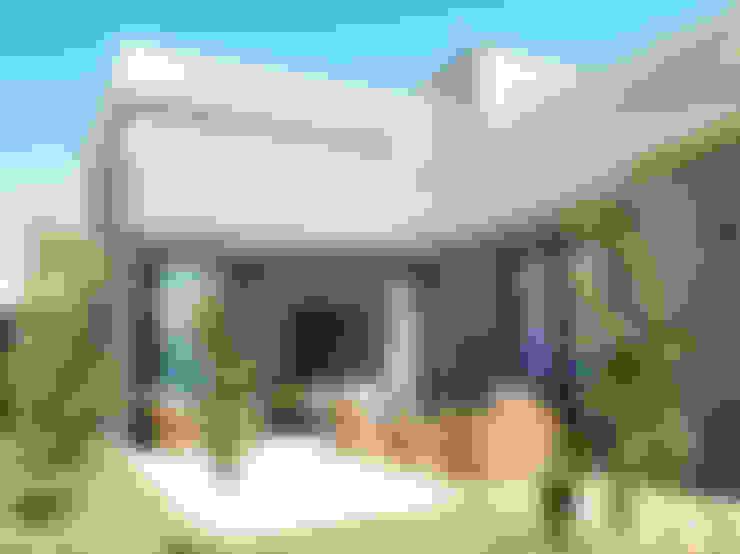 Casas de estilo  por Camila Castilho - Arquitetura e Interiores