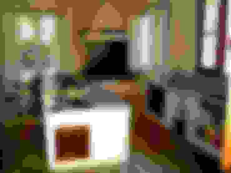Cozinhas  por Aulet & Yaregui Arquitectos