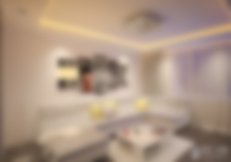 Трехкомнатная квартира Москва. Южное Бутово: Гостиная в . Автор – Арт-лайн дизайн