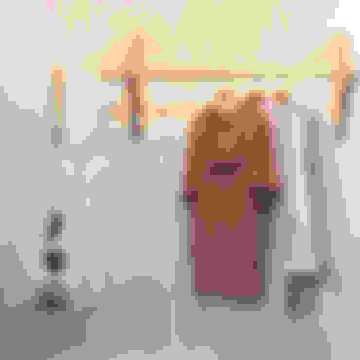 옷핀 행거: 럼버잭의  드레싱 룸