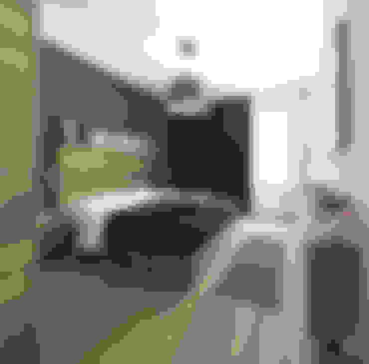 1852Mが手掛けた寝室