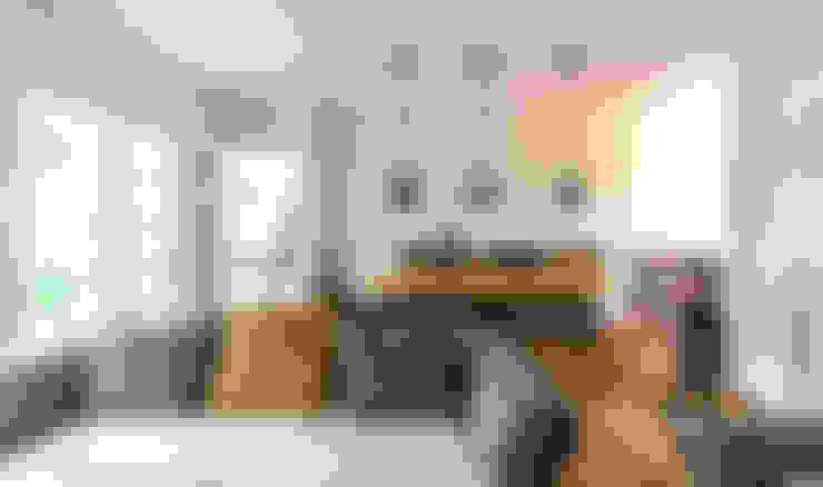 Wohnzimmer von 08023 Architects