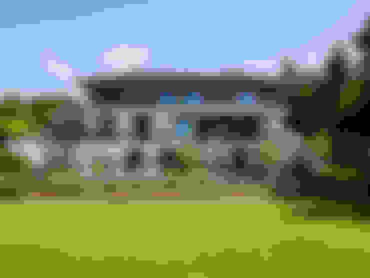 Дома в . Автор – Baufritz (UK) Ltd.