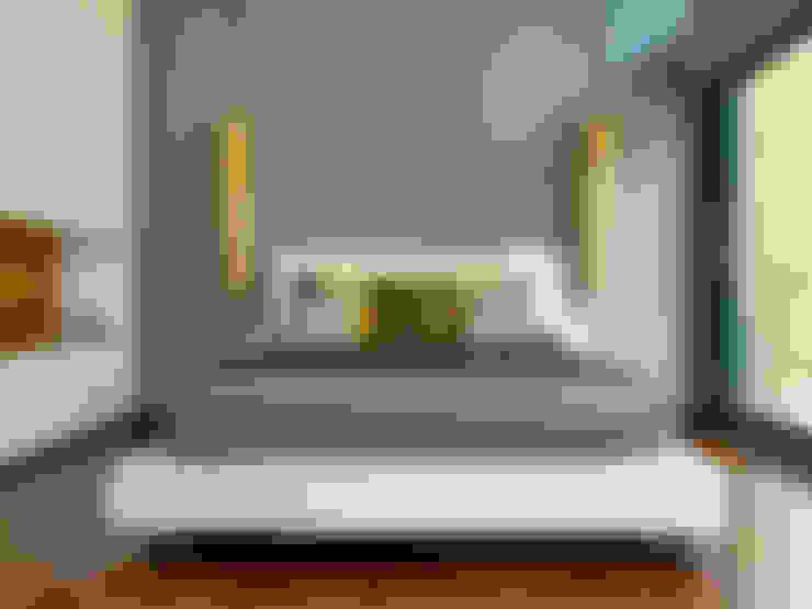 Bedroom by Baufritz (UK) Ltd.
