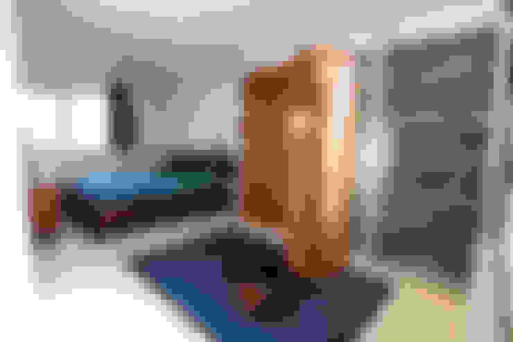Bertus residency:  Slaapkamer door Diego Alonso designs