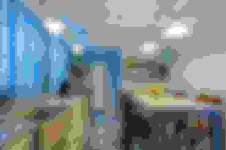 Kitchen by Studio Boscardin.Corsi Arquitetura