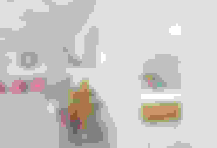 Chambre de style  par StudioBMK