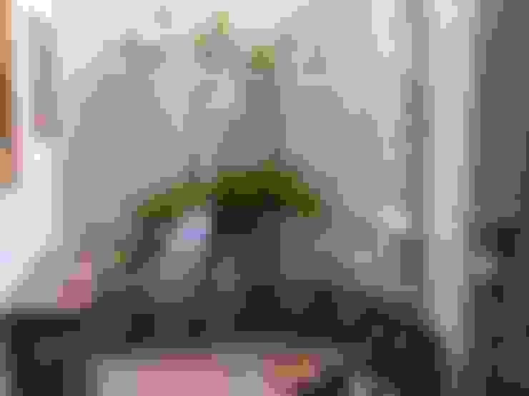 Jardines de invierno de estilo  de MC3 Arquitetura . Paisagismo . Interiores