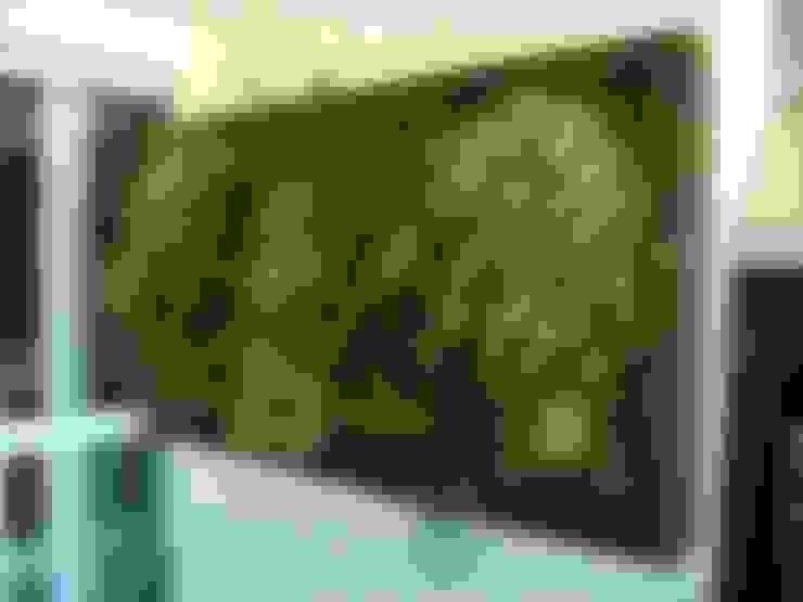 Jardines de estilo  por MC3 Arquitetura . Paisagismo . Interiores