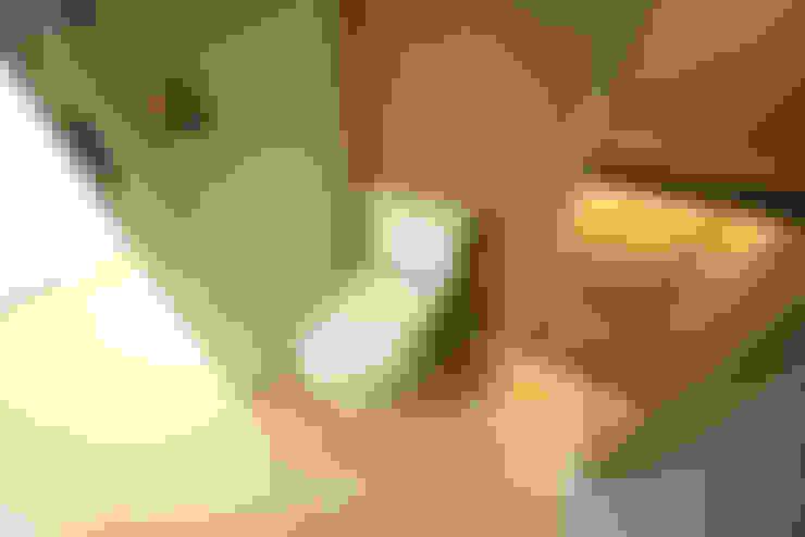 Badkamer door homify