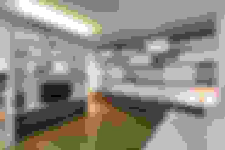 غرفة المعيشة تنفيذ Elia Falaschi Photographer