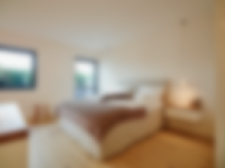 HONEYandSPICE innenarchitektur + design의  침실