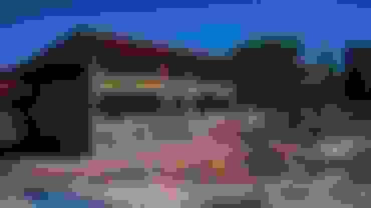 Rumah by bioma arquitectos asociados