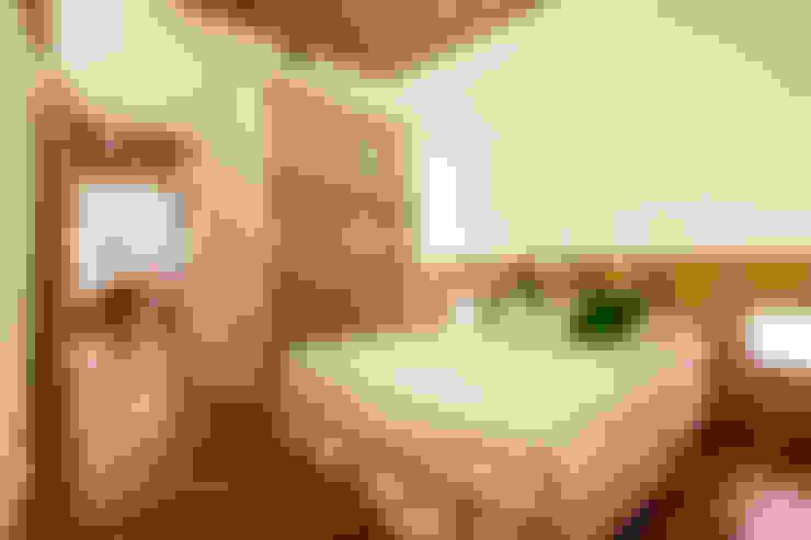 غرفة نوم تنفيذ The Sibarist Property & Homes