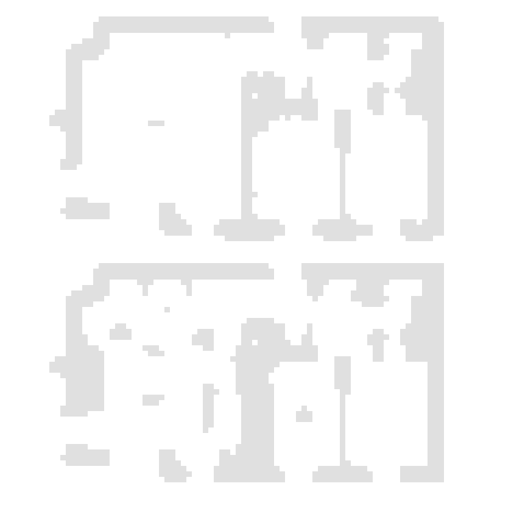 Nhà bếp by Julie LEFEVRE - Design d'Espace et Rendu 3D