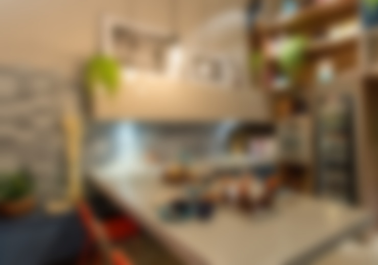 Столовые комнаты в . Автор – Sarau Arquitetura