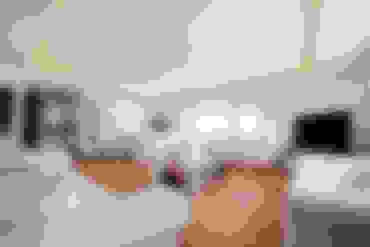 BAGO MİMARLIK  – İkiztepe Konakları:  tarz Oturma Odası